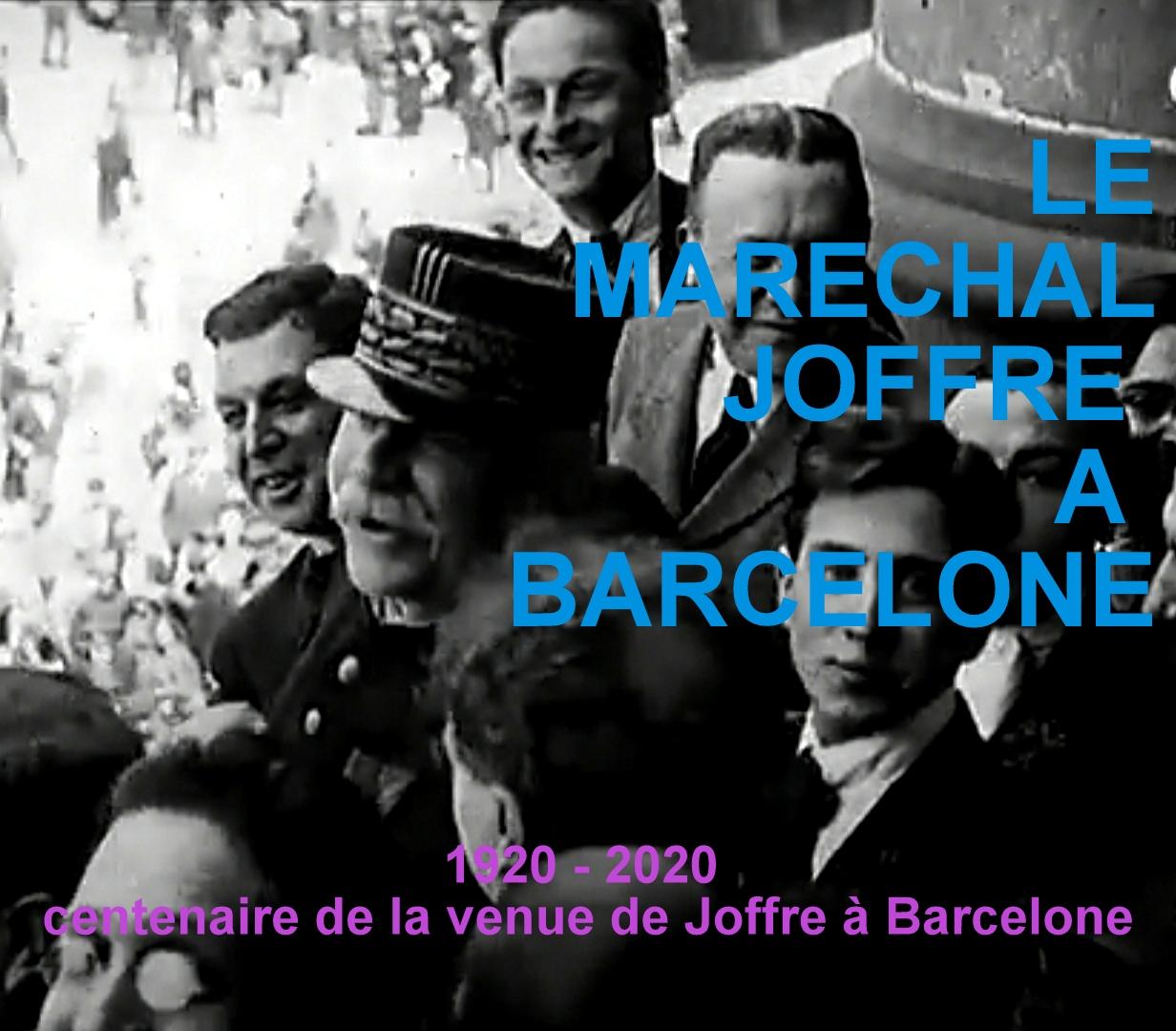 Inauguration de l'exposition «Joffre à Barcelone» 31 juillet 2020