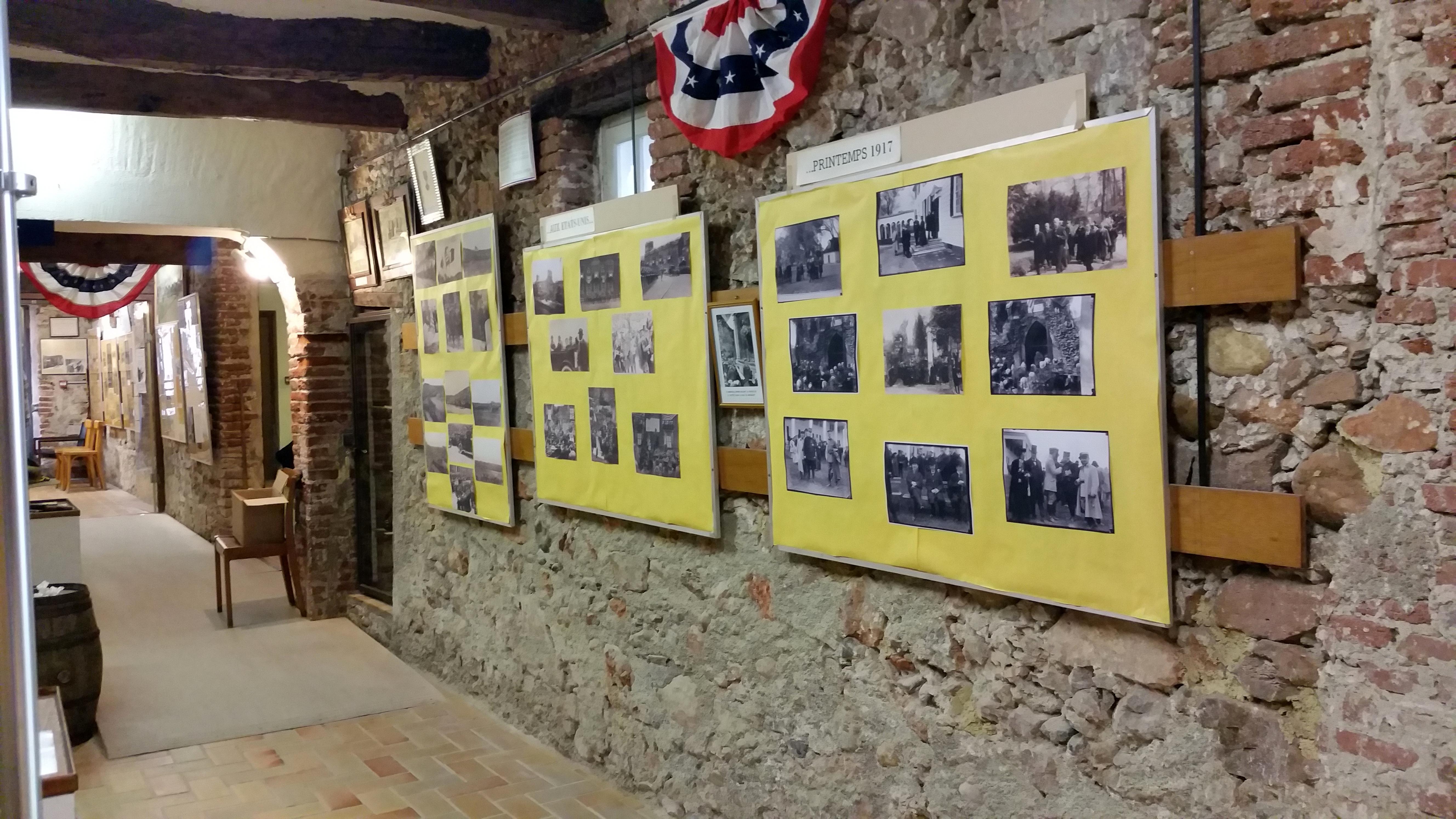Le Musée en pleine préparation de l'exposition inédite JOFFRE en Amérique…